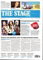 Stage Magazine Issue 08/08/2019