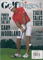 Golf Digest (Usa) Magazine Issue AUG 19