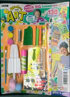 Cbeebies Art Magazine Issue NO 145