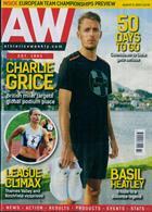Athletics Weekly Magazine Issue 08/08/2019