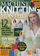 Machine Knitting  Magazine Issue SEP 19