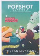 Popshot Magazine Issue NO 25