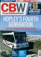 Coach And Bus Week Magazine Issue NO 1405