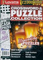 Lovatts Puzzle Collection Magazine Issue NO 124