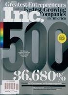 Inc Magazine Issue SEP 19