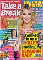Take A Break Magazine Issue NO 33