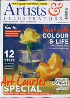 Artists & Illustrators Magazine Issue SEP 19