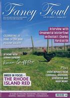 Fancy Fowl Magazine Issue OCT 19