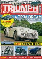 Triumph World - Ceased Magazine Issue OCT-NOV