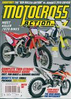 Motocross Action Magazine Issue AUG 19
