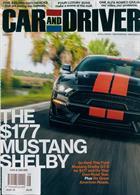 Car & Driver (Usa)  Magazine Issue AUG 19