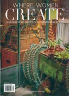 Where Women Create Magazine Issue JU/AU/SE19