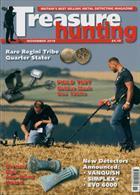Treasure Hunting Magazine Issue NOV 19