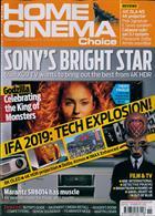 Home Cinema Choice Magazine Issue NOV 19