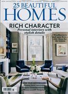 25 Beautiful Homes Magazine Issue NOV 19