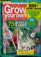 Grow Your Own Magazine Issue NOV 19