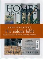 Homes And Gardens Magazine Issue NOV 19
