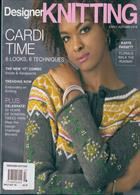 Designer Knitting Magazine Issue ERLY AUT