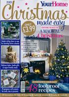 Your Home Special Magazine Issue XMAS19