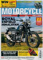 Motorcycle Sport & Leisure Magazine Issue NOV 19