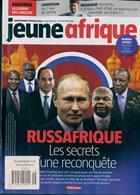 Jeune Afrique Magazine Issue NO 3057/8