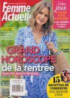 Femme Actuelle Magazine Issue NO 1821