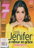 Tele 7 Jours Magazine Issue NO 3090