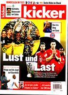 Kicker Montag Magazine Issue NO 32