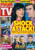 Whats On Tv England Magazine Issue 21/09/2019