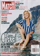 Paris Match Magazine Issue NO 3666