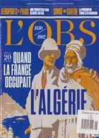 L Obs Magazine Issue NO 2858
