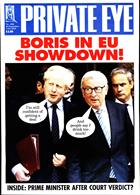 Private Eye  Magazine Issue NO 1505