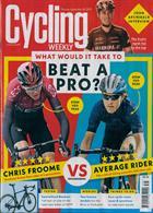Cycling Weekly Magazine Issue 26/09/2019