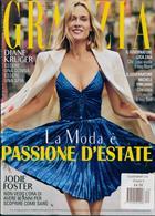 Grazia Italian Wkly Magazine Issue NO 33/34