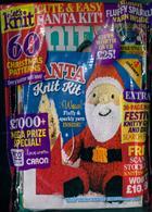 Lets Knit Magazine Issue XMAS 19