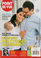 Point De Vue Magazine Issue NO 3708