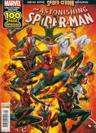 Astonishing Spiderman Magazine Issue NO 38