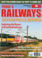 Todays Railways Uk Magazine Issue SEP 19