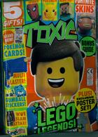 Toxic Magazine Issue NO 326