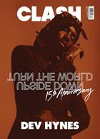 Clash 112 Dev Hynes Magazine Issue 112 Dev