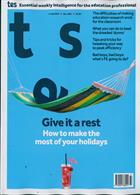 Times Educational Supplement Magazine Issue 27