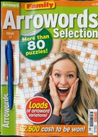 Family Arrowords Selection Magazine Issue NO 17