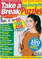 Tab My Favourite Puzzles Magazine Issue SEP 19
