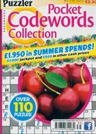 Puzzler Q Pock Codewords C Magazine Issue NO 139