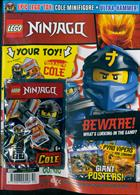 Lego Ninjago Magazine Issue NO 53
