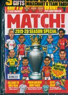 Match Season Special Magazine Issue ONE SHOT