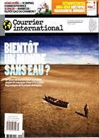 Courrier International Magazine Issue NO 1503