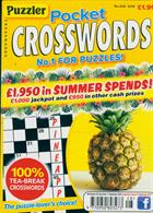 Puzzler Pocket Crosswords Magazine Issue NO 428