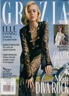 Grazia Italian Wkly Magazine Issue NO 35