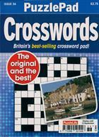 Puzzlelife Ppad Crossword Magazine Issue NO 36